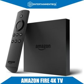 Fire 4K TV Kodi pre installed