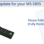 DroidSticks Latest M5 S805 Firmware Download