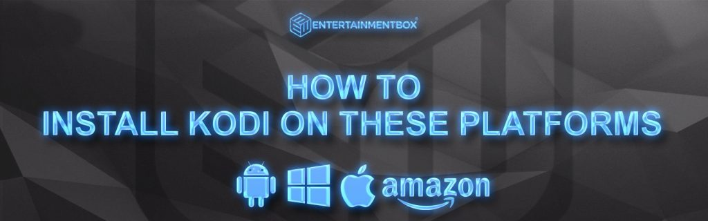 HOW-TO Install Kodi for Windows