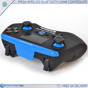 top view of the EBox ipega gamepad