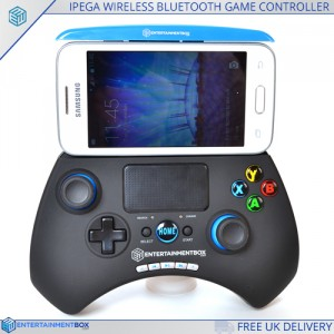 ipega wireless bluetooth game controller