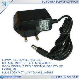 SHOP EU POWER SUPPLY GBOX M8 ETC 1