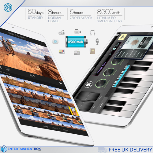 Teclast X98 3G Air Ultrapad Windows & Android Dual Boot Tablet