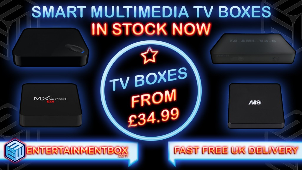 EBOX ANDROID TV BOXES WHAT ARE THEY
