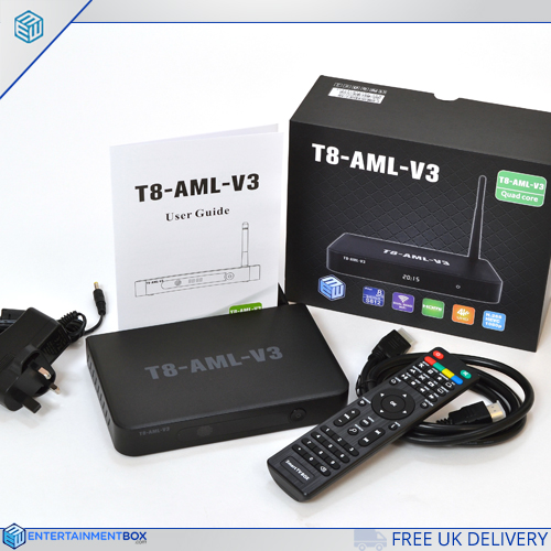 Latest Smart TV box