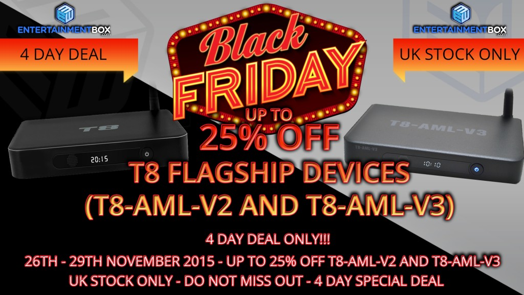 BLACK FRIDAY T83