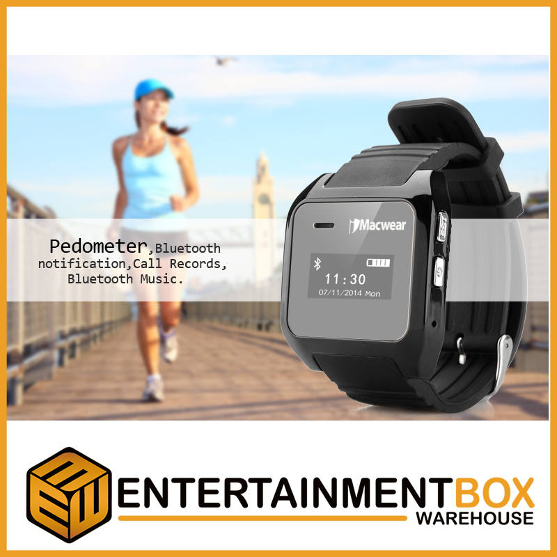 iMacwear Bluetooth Smartwatch 4