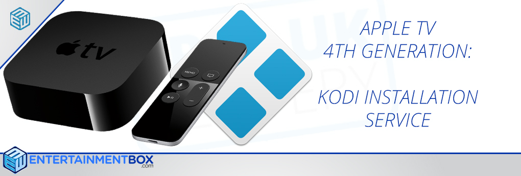 APPLE TV KODI INSTALLATION HEADER