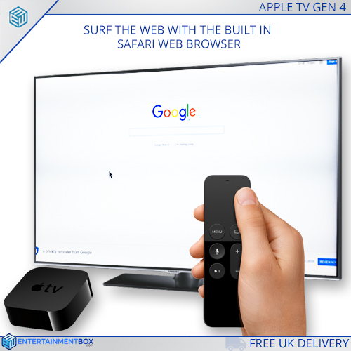 SHOP APPLE TV 4 6