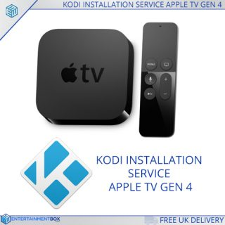 SHOP APPLE TV 4 KODI INSTALLATION