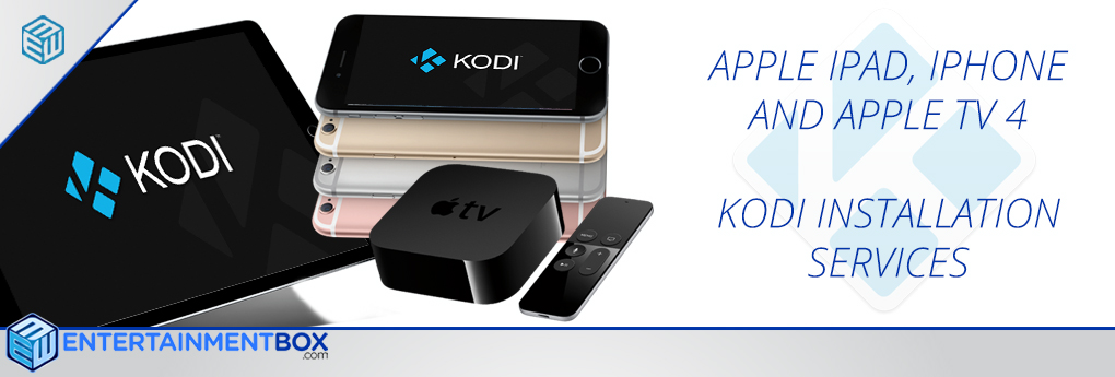 How to Install Kodi onto your iPhone iPad ipod