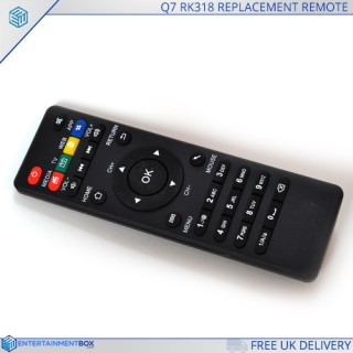 Q7 RK318 REPLACEMENT REMOTE