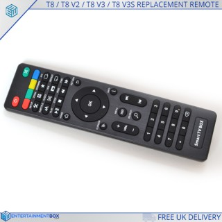 T8 REPLACEMENT REMOTE