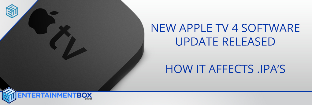 Kodi removed new Apple Software Update 9.2