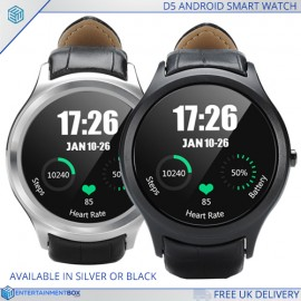 D5 ANDROID SMART WATCH MAIN