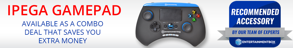 EBox accessory IPEGA GAMEPAD