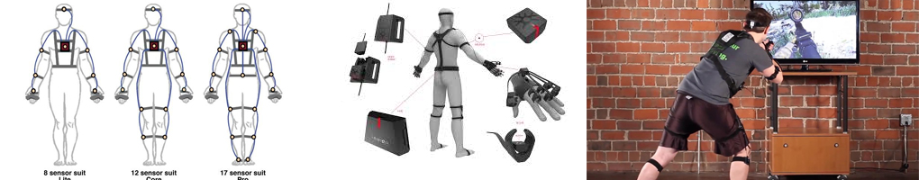 PrioVR Suit Top Oculus Rift gadgets accessories of the future