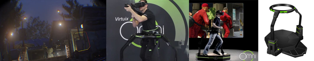 Virtuix Omni Top Oculus Rift gadgets accessories of the future Oculus Treadmill