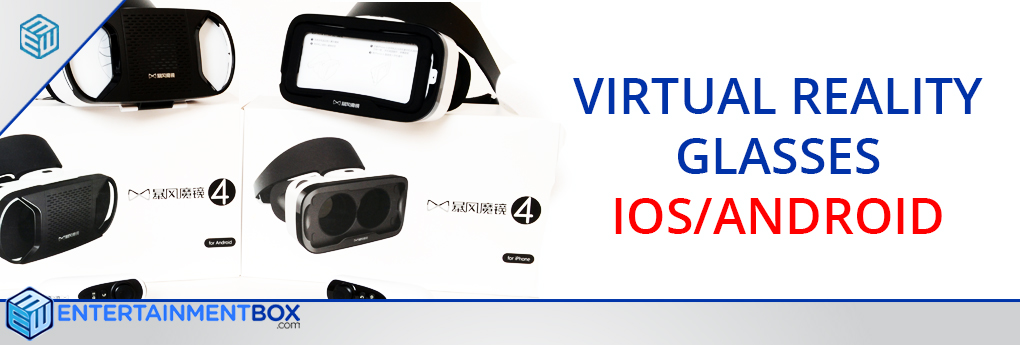 VR Virtual Reality Glasses for Phones