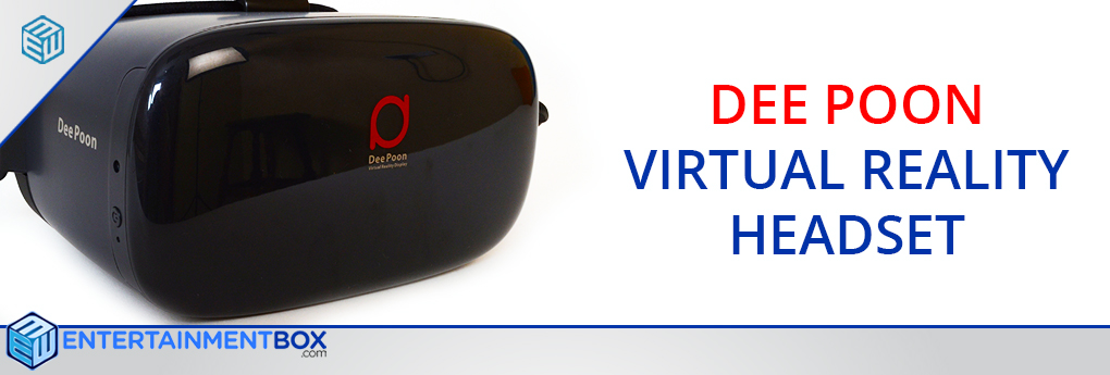 DEE POON VR BOX VIRTUAL REALITY HEADER Deepoon E2