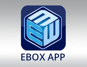 Update Kodi with the Ebox app