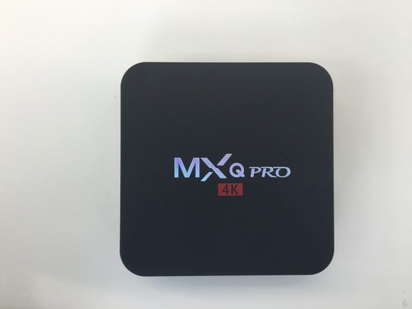 Latest Firmware update MXQ Pro 4K Android TV box