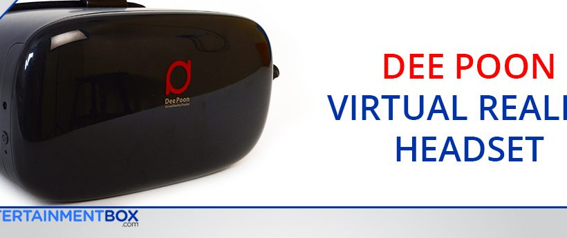 Deepoon E2 virtual reality headset