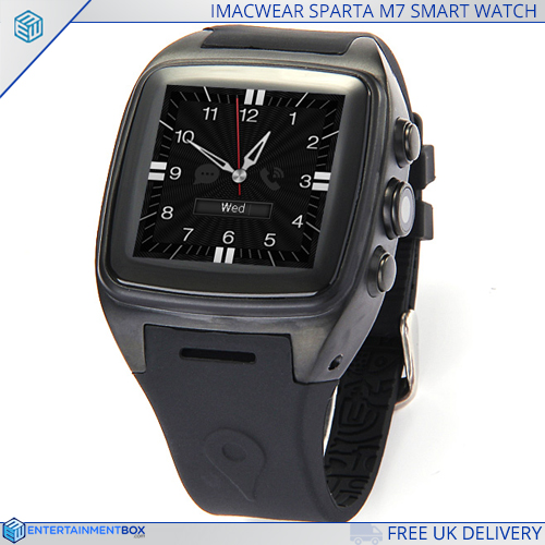 IMACWEAR SPARTA M7 SMART WATCH