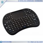 I8 Portable Air Mouse and Keyboard