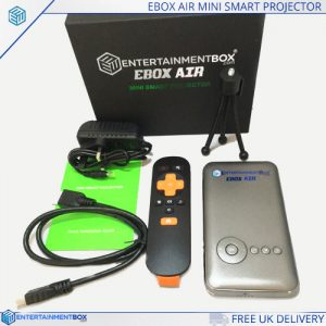 EBox Air Smart Mini Projector Android 4.4