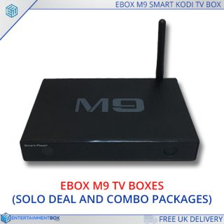 Ebox M9 Combo deals available