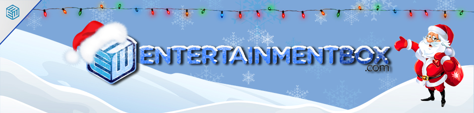 Christmas sale EntertainmentBox