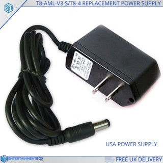 T8-4 POWER SUPPLY USA