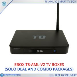 T8 V2 SMART KODI TV BOX