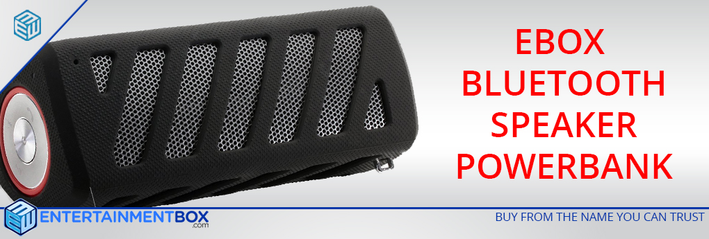 EBOX BLUETOOTH SPEAKER POWERBANK FOR SALE