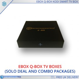EBOX Q BOX KODI SMART TV BOX FOR SALE ENTERTAINMENTBOX