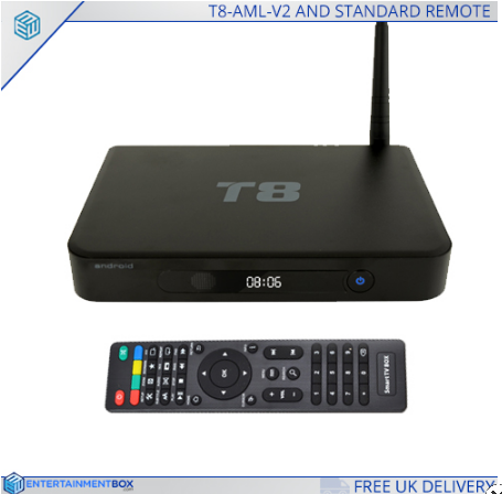 Kodi smart TV box Alsager