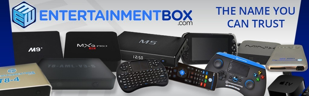 Shop Kodi smart TV box Stirling
