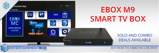 Shop Kodi smart TV box Gloucester Android powered TV Boxes