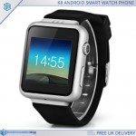 K8 Android powered Smart Watch Phone by Ebox