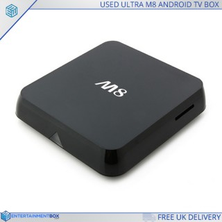 used-ultra-m8-android-tv-box