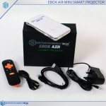New EBox Air i & s Best Mini Projectors for 2017 Powered By Android with Kodi