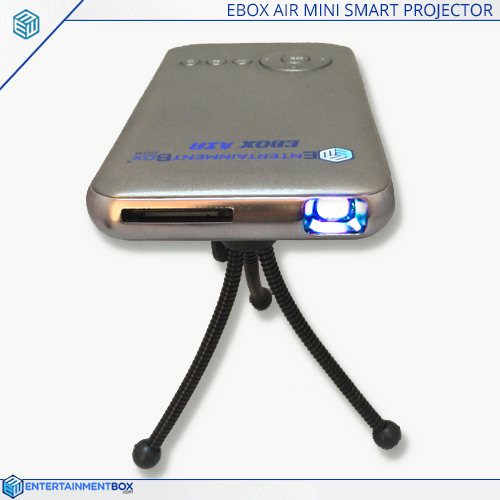 EBox Air® Smart Mini Projector Android