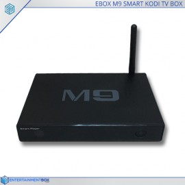 M9 PENTA CORE SMART KODI TV BOX Front