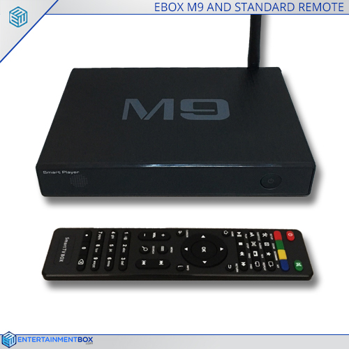 M9 Penta Core Android powered Smart TV Box £79.99