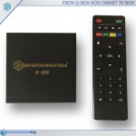 Ebox Q with remote