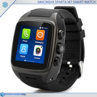 iMacwear Sparta M7 Smart Watch, Android dual core with 3G