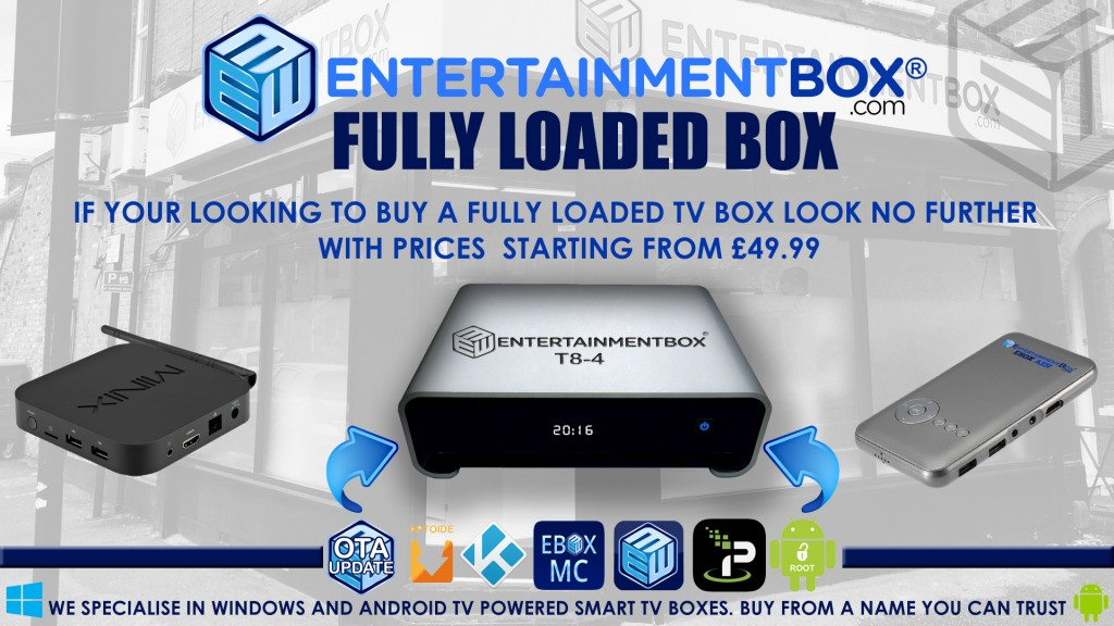 Buy Fully Loaded TV Box 2017 Fully Loaded Android TV boxes