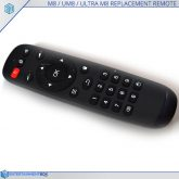 Remote Control EBox M8 Ultra M8 UM8 Replacement Remote