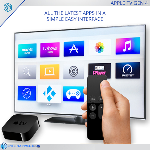 installer kodi apple tv